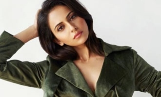 Rakul Preet, Mega hero's movie to be shot in this backdrop?