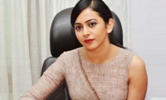 Rakul Preet Singh to High Court: 'Media is harassing me'
