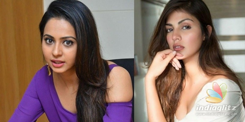 Rakul Preet says drugs were delivered to her by Rhea: Report