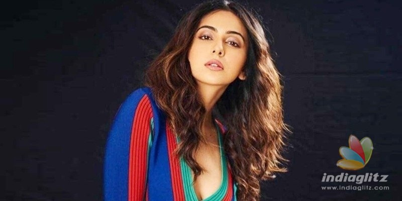 Rakul Preet takes a swipe at She is scared of Covid rumour