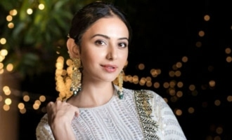 Rakul Preet Singh thanks Tollywood, audience for the 7-year-journey
