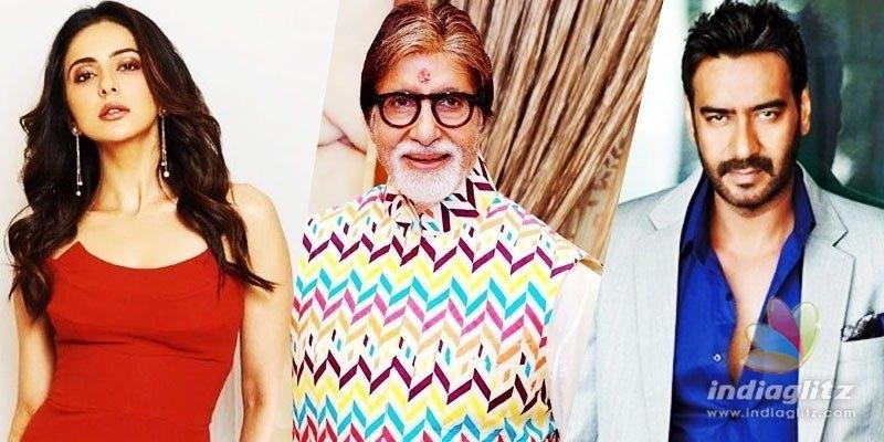 Rakul Preet Singh bags Big B, Ajay Devgns Mayday