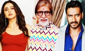 Rakul Preet Singh bags Big B Ajay Devgn Mayday
