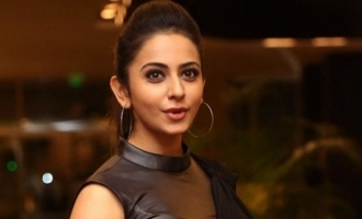 'Does your mom do a lot of sessions in car?' Rakul asks troll