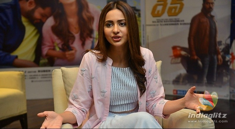 Dev is an exciting film: Rakul Preet Singh
