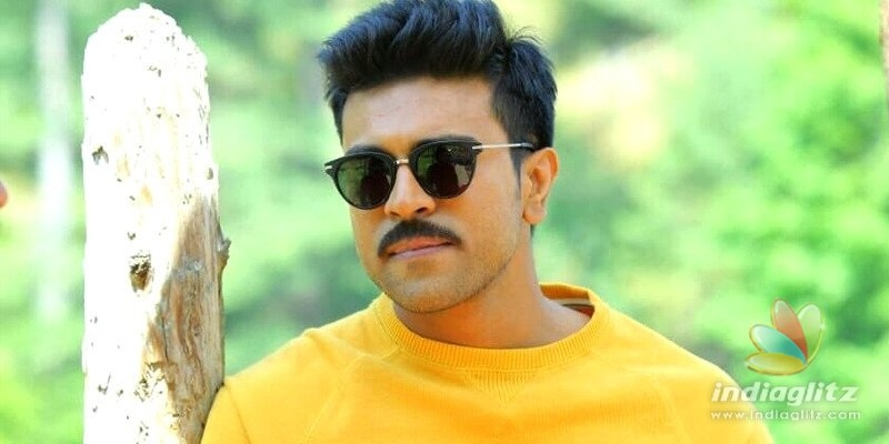 Cant wait to be back on sets: Ram Charan