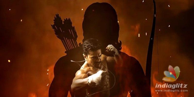 Ram Charans super-human Alluri gets superb intro from NTRs Bheem!