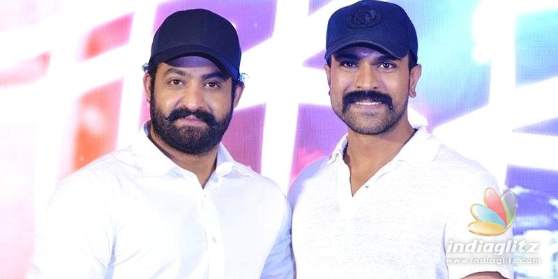 Ram Charan puts out pre-teaser for brother Jr NTR