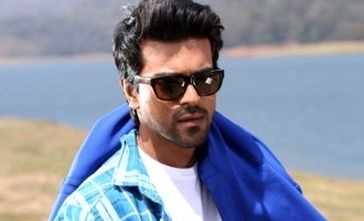 Ram Charan wishes Bunzu & 'tall lil brother'