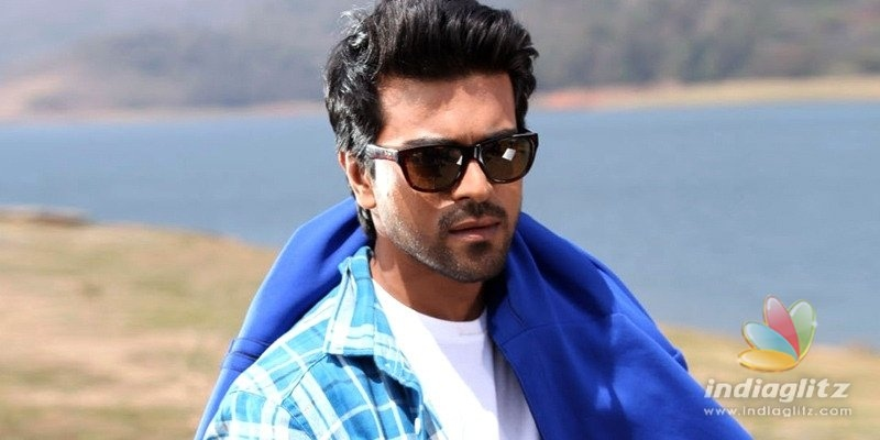 Ram Charan wishes Bunzu & tall lil brother