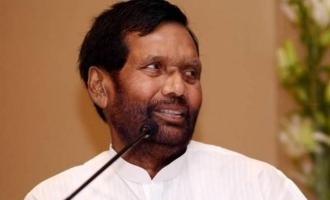 Nation mourns Union Minister Ram Vilas Paswan's demise