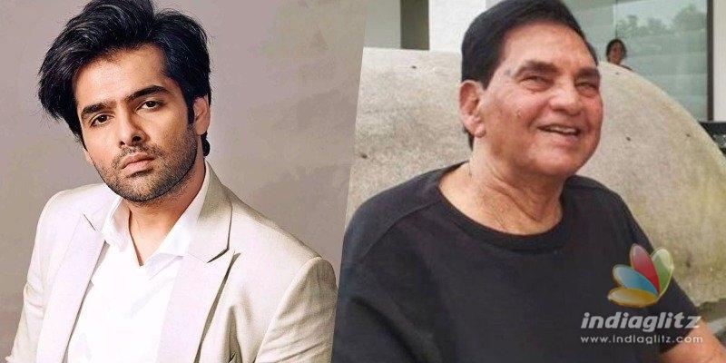 Ram gets emotional as his grandfather dies