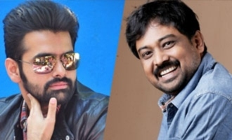 Ram Pothineni's bilingual with Linguswamy made official
