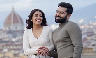 Ram's 'RED' wraps up talkie portions