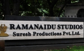 Will Ramanaidu studio disappear