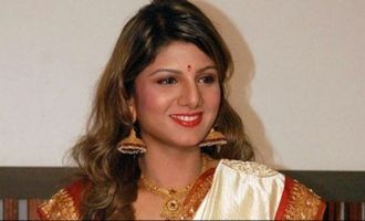 Rambha becomes mother, once again