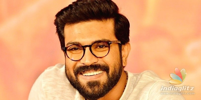 Will Ram Charan unveil the Rs 8 Cr song?