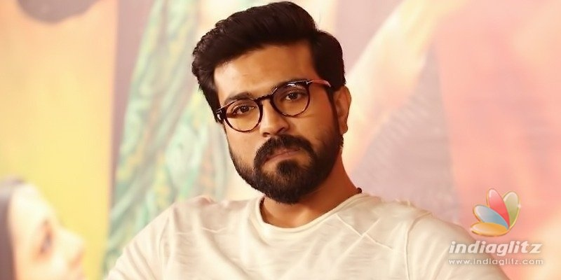 Ram Charan opens up on fire accident