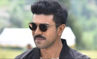 Ram Charan's film to be shot in Eurasia