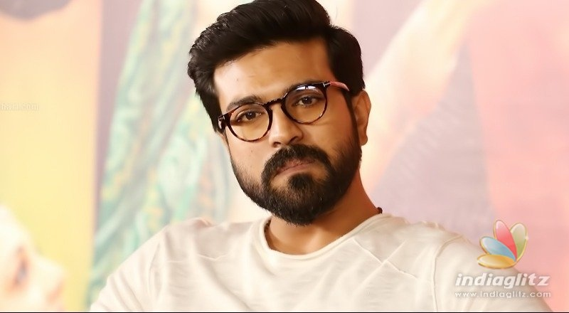 Breaking: Ram Charan on Vinaya Vidheya Rama disaster