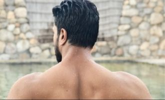 Ram Charan's sexy look out!