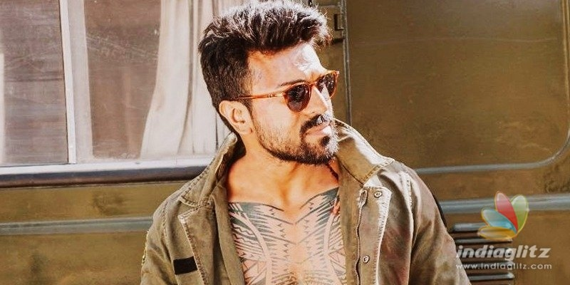 Is Ram Charan following actresses style on SM?