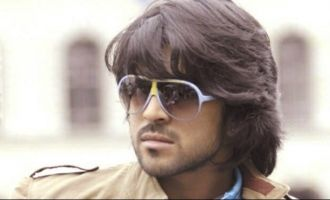 Ram Charan blessed by international love