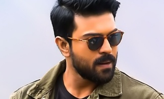 RIP the 'WTF' scene from Ram Charan's movie