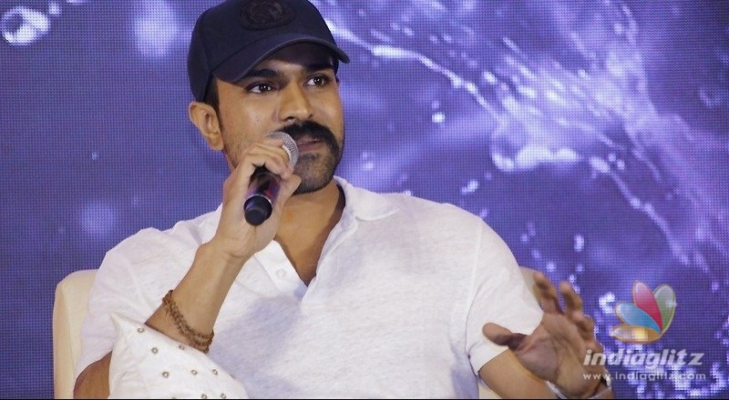RRR movie has got dignified characters: Ram Charan
