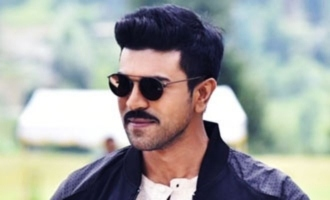 Ram Charan's spectacular rain fight in Acharya