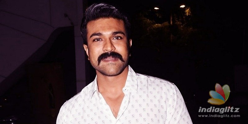 Ram Charan teams up with two banners for Sye Raa