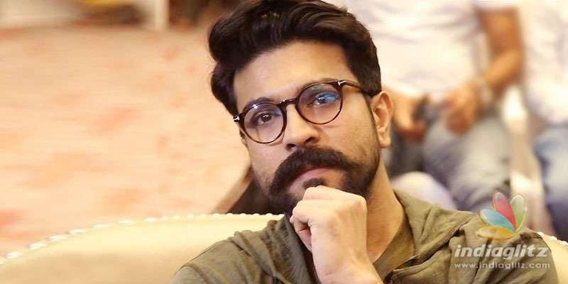 Ram Charan makes a sincere appeal to fans