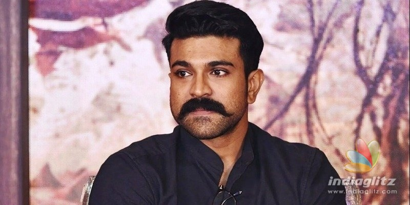 Ram Charan highlights wifes noble nature in sweet wishes