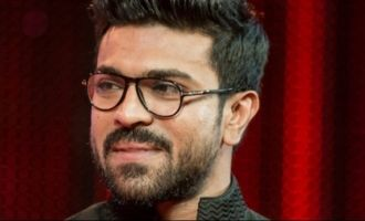 Happy with Kalyan Babai's suggestion: Ram Charan