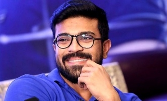 Ram Charan has a request to Kerala