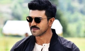 Ram Charan Tej's new avatar for Acharya