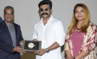 Ram Charan unveils the showreel of ZEE5 Original Shoot out At Alair
