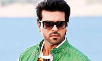 Ram Charan finds his new 'Jigelu Rani'