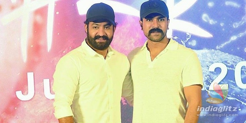 Charan wishes everything for NTR