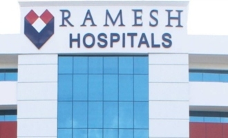 Dr. Ramesh of Ramesh Hospitals asks patients from another center to go home