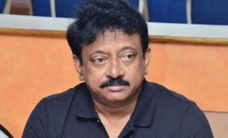Ram Gopal Varma says sorry to star actress