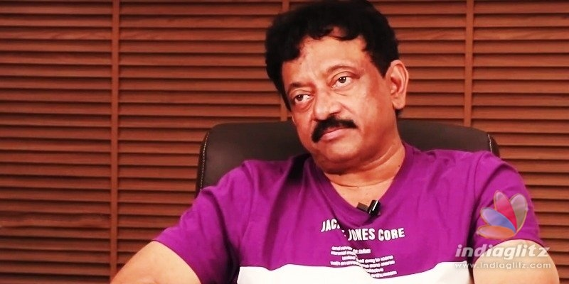 Exclusive: RGV on what porn, girlfriend, nepotism mean to him
