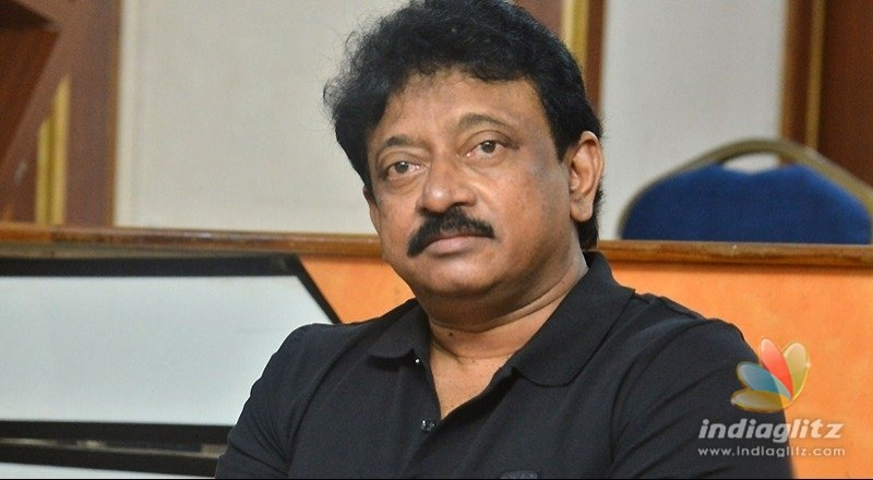 RGV releases Tiger KCR First Look
