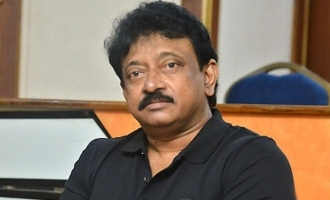 RGV releases 'Tiger KCR' First Look