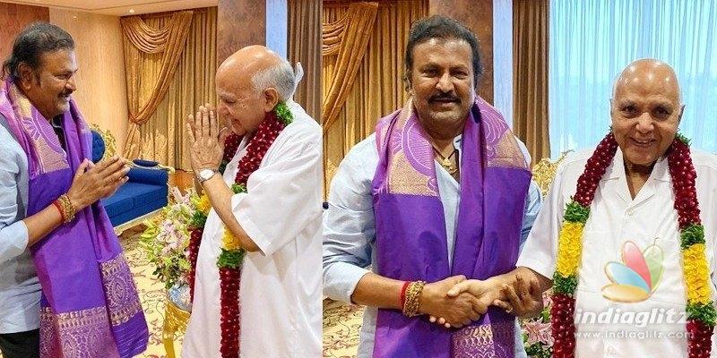 రామోజీరావు ఎన్సైక్లోపీడియా..: మోహన్ బాబు