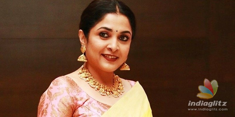 Ramyakrishna talks high about her role in Puris next!