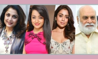 Ramya Krishna, Trisha, Shriya to be paired up with K Raghavendra Rao?