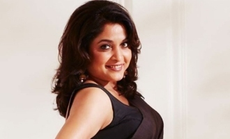 Ramya Krishna starts doing 'Romantic' in Goa