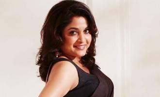 Ramya Krishna starts doing 'Romantic' in Goa