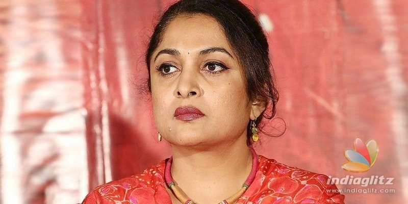Beer and alcohol bottles seized from Ramya Krishna's car